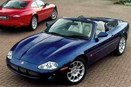 JAGUAR XKR Convertible (1998 - 2002)