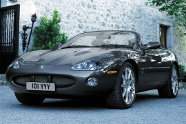 JAGUAR XKR Convertible (2002 - 2006)
