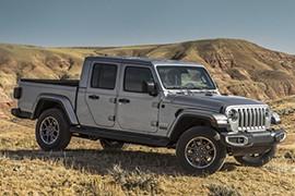 Jeep Gladiator Specs Photos 2020 Autoevolution