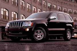 Jeep grand cherokee hemi specs