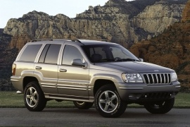 Jeep Grand Cherokee Models And Generations Timeline Specs And