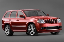 JEEP Grand Cherokee SRT-8 (2006 - 2010)