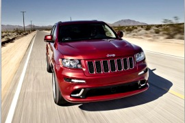 JEEP Grand Cherokee SRT-8 (2011 - 2013)