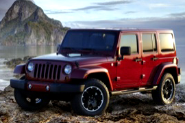 JEEP Wrangler Unlimited Altitude (2012 - 2013)