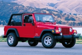 JEEP Wrangler Unlimited (2004 - 2006)