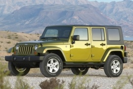 JEEP Wrangler Unlimited (2006 - Present)