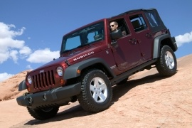 JEEP Wrangler Unlimited Rubicon (2006 - Present)