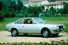 LANCIA Beta Coupe (1973 - 1984)