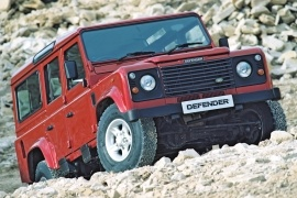 LAND ROVER Defender 110 (1991 - 2007)