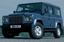 LAND ROVER Defender 110 (2007 - 2012)