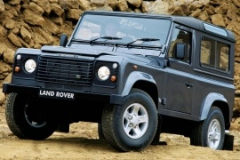 LAND ROVER Defender 90 (1991 - 2007)