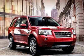 LAND ROVER Freelander models and generations timeline, specs