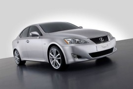 LEXUS IS (2005 - 2012)