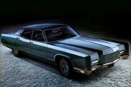 Lincoln Continental Specs Photos 1970 1971 1972 1973 1974