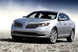 Lincoln Mks 2017 Present