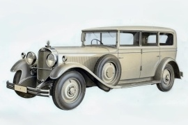 MAYBACH Typ 12 (1929 - 1931)