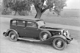MAYBACH Typ DSH (1934 - 1937)