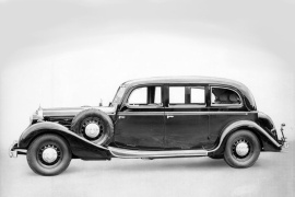 MAYBACH Typ SW 35/SW 38 (1935 - 1939)