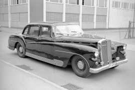 "MAYBACH Typ SW 42 ""Ponton"" by Spohn (1951 - 1954)"