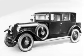 MAYBACH Typ W3 22/70 HP (Closed Body) (1921 - 1928)