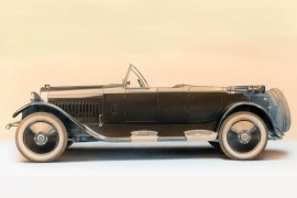 MAYBACH Typ W3 22/70 HP (Open Body) (1921 - 1928)
