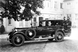 MAYBACH Typ W5 SG 27/120 HP (Closed Body) (1928 - 1929)