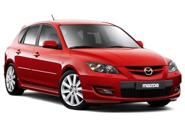 MAZDA 3 MPS / MAZDASPEED3 (2006 - 2009)
