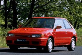 Mazda 323 Bg Hatchback Specs Amp Photos 1989 1990 1991