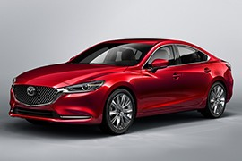 Mazda 6 Atenza Sedan Models And Generations Timeline Specs And Pictures By Year Autoevolution