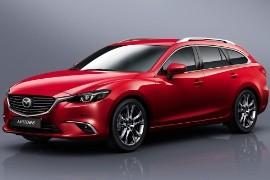 Mazda 6 Atenza Wagon 2017 Present