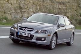 Mazda 6 Mps 2006 2007