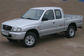 MAZDA B Series / Bravo Freestyle Cab (1999 - 2006)