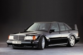 MERCEDES BENZ 190 E 2.5-16 Evolution II (1990 - 1991)