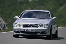 MERCEDES BENZ CL (C215) (2002 - 2006)