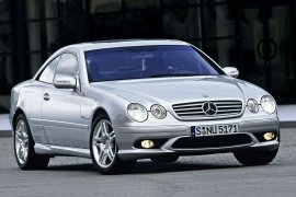 MERCEDES BENZ CL 55 AMG (C215) (2002 - 2006)