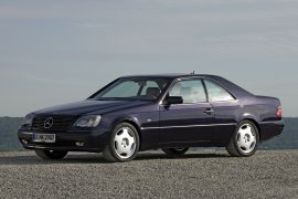 MERCEDES BENZ CL Coupe (C140) (1996 - 1998)