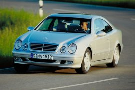 MERCEDES BENZ CLK (C208) (1999 - 2002)