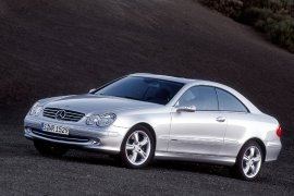 MERCEDES BENZ CLK (C 209) (2002 - 2006)