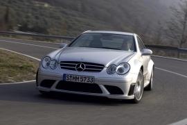 Mercedes Benz Clk 63 Amg Black Series C209 Specs Photos