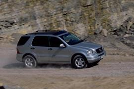 MERCEDES BENZ ML-Klasse (W163) (1997 - 2001)