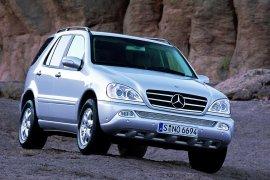 Mercedes Benz Ml Klasse W163 Specs Photos 2001 2002 2003