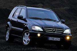 Mercedes Benz Ml 55 Amg W163 1999 2002