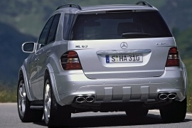 MERCEDES BENZ ML 63 AMG (W164) (2005 - 2007)