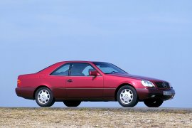 MERCEDES BENZ S-Klasse Coupe (C140) (1992 - 1996)