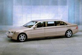 Mercedes-Maybach S 600 Pullman Guard. - Mercedes-Benz