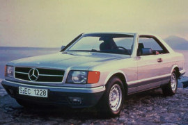 MERCEDES BENZ S-Klasse Coupe (C126) (1981 - 1992)