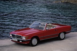 MERCEDES BENZ SL (R107) (1971 - 1989)