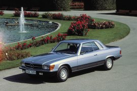 MERCEDES BENZ SLC (C107) (1972 - 1981)