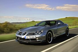 MERCEDES BENZ SLR McLaren 722 Edition (C199) (2006 - 2007)