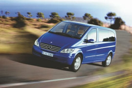 MERCEDES BENZ VIANO (2003 - 2010)
